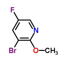 3- 브로 모 -5- 플루오로 -2- 메 톡시 피리딘