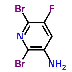 2,6-dibromo-5-fluoropyridin-3-amine