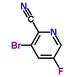 3-Bromo-5-fluoropicolinonitrile CAS:950670-18-5