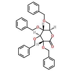 ,3,4,6-Tetra-O-benzyl-D-gluconic acid-δ-lactone CAS:13096-62-3