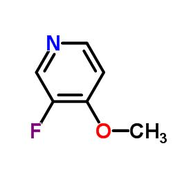 3-Fluoro-4-methoxypyridine CAS:1060805-03-9