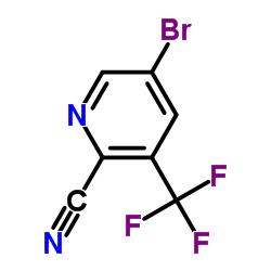 5-Bromo-3-(Trifluoromethyl)-2-Pyridinecarbonitrile CAS:1214377-57-7