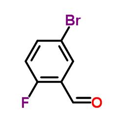 5-Bromo-2-fluorobenzaldeído