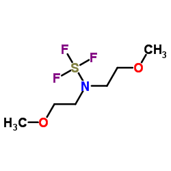 Bis(2-methoxyethyl)aminosulfur trifluoride CAS:202289-38-1