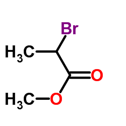 Methyl 2-bromopropionate CAS:5445-17-0