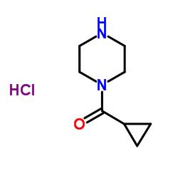 1-(Cyclopropylcarbonyl)piperazine hydrochloride CAS:1021298-67-8