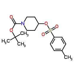 4-(Toluene-4-Sulfonyloxy)-Piperidine-1-Carboxylic Acid Tert-Butyl Ester