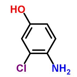 4-Amino-3-chlorophenol CAS:17609-80-2