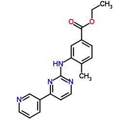 Ethyl 4-methyl-3-((4-(pyridin-3-yl)pyrimidin-2-yl)amino)benzoate CAS:641569-97-3