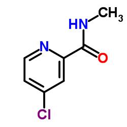 4-chloro-N-methylpyridine-2-carboxamide CAS:220000-87-3