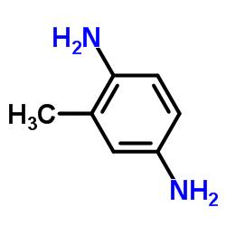 2-methyl-1,4-phenylenediamine CAS:95-70-5