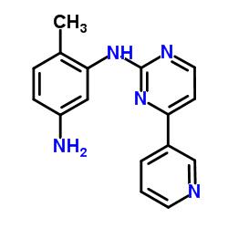 4-Methyl-N3-[4-(3-Pyridinyl)-2-Pyrimidinyl]-1,3-Benzenediamine CAS:152460-10-1