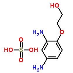 2-(2,4-Diaminophenoxy)ethanol sulfate CAS:70643-20-8