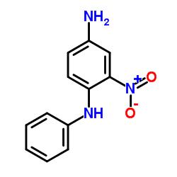 2-nitro-1-N-phenylbenzene-1,4-diamine CAS:2784-89-6
