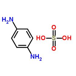 1,4-Diaminobenzene Sulfate CAS:16245-77-5