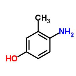 4-hydroxy-6-methylaniline CAS:2835-99-6