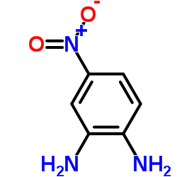 4-nitro-1,2-phenylenediamine CAS:99-56-9