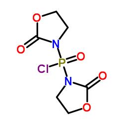 Bis(2-oxo-3-oxazolidinyl)phosphinic chloride CAS:68641-49-6