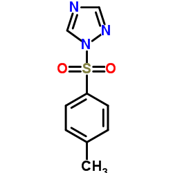 1-(4-methylphenyl)sulfonyl-1,2,4-triazole CAS:13578-51-3