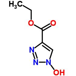 Ethyl 1-hydroxy-1H-1,2,3-triazole-4-carboxylate CAS:137156-41-3
