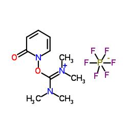 [dimethylamino-(2-oxopyridin-1-yl)oxymethylidene]-dimethylazanium,hexafluorophosphate CAS:364047-51-8