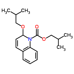 이소 부틸 2- 이소부 톡시 퀴놀린 -1 (2H)-카르 복실 레이트