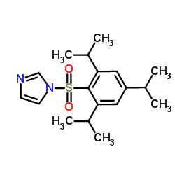 1-(2,4,6-Triisopropylphenylsulfonyl)imidazole CAS:50257-40-4