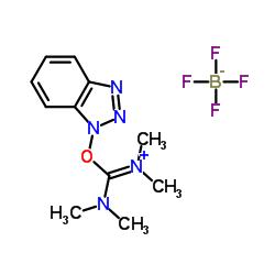 O-(Benzotriazol-1-yl)-N,N,N',N'-tetramethyluronium Tetrafluoroborate CAS:125700-67-6