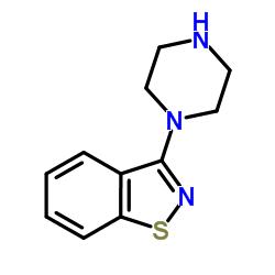 3-(1-Piperazinyl)-1,2-Benzisothiazole CAS:87691-87-0