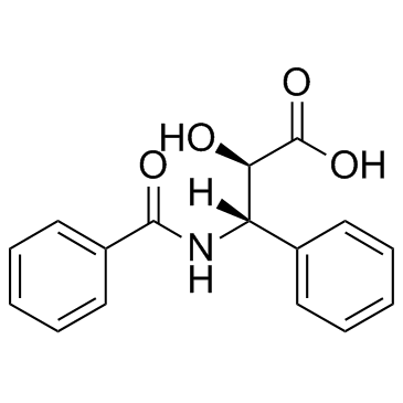 (2R,3S)-N-Benzoyl-3-phenyl Isoserine CAS:132201-33-3