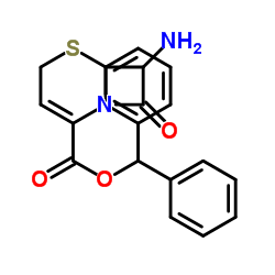 (6R,7R)-Benzhydryl 7-amino-8-oxo-5-thia-1-azabicyclo[4.2.0]oct-2-ene-2-carboxylate CAS:36923-21-4
