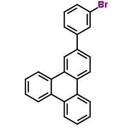2-(3-bromophenyl)triphenylene CAS:1313514-53-2