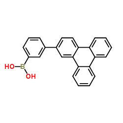 3-(triphenylen-2-yl)phenylboronic acid CAS:1235876-72-8