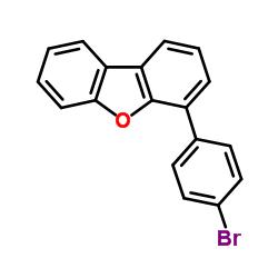 4- (4-bromofenil) dibenzofurano