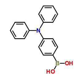 [4-(N-phenylanilino)phenyl]boronic acid