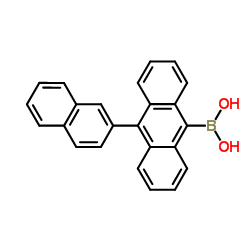 10-(2-Naphthyl)Anthracene-9-Boronic Acid CAS:597554-03-5