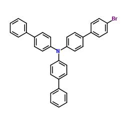 N- [4- (4- 브로 모 페닐) 페닐] -4- 페닐 -N- (4- 페닐 페닐) 아닐린