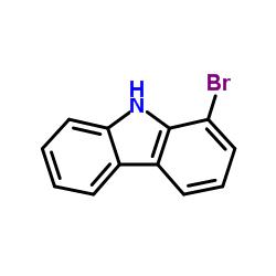 1-Bromo-9H-carbazole CAS:16807-11-7
