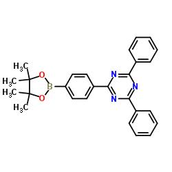 2,4- 디 페닐 -6- [4- (4,4,5,5- 테트라 메틸 -1,3,2- 디 옥사 보 롤란 -2- 일) 페닐] -1,3,5- 트리 아진