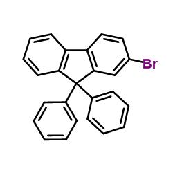 2-Bromo-9,9-diphenyl-9H-fluorene CAS:474918-32-6