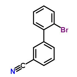 2'-bromobiphenyl-3-carbonitrile CAS:690260-67-4
