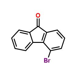 4-bromofluoren-9-one CAS:4269-17-4