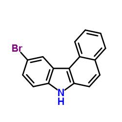 10- 브로 모 -7H- 벤조 [c] 카르 바졸