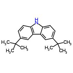 3,6-Di-tert-butylcarbazole CAS:37500-95-1