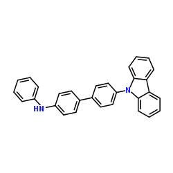 4-[4-(9H-carbazol-9-yl)-phenyl]diphenylamine