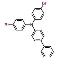 4,4'-Dibromo-4''-phenyltriphenylamine CAS:884530-69-2