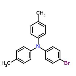 4-Bromo-4',4''-dimethyltriphenylamine CAS:58047-42-0