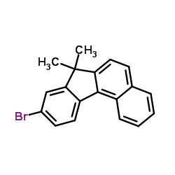 9- 브로 모 -7,7- 디메틸 -7H- 벤조 [c] 플루 오렌
