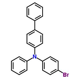 N- (4- 브로 모 페닐) -N- 페닐-[1,1'- 비 페닐] -4- 아민