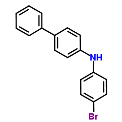 N-(4-bromophenyl)-N-biphenylylamine CAS:1160294-93-8